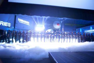 Bombardier CSeries Unveiling Ceremony