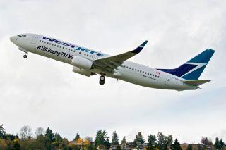 Westjet Boeing 737-800