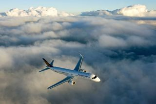 Augsburg Airways E195