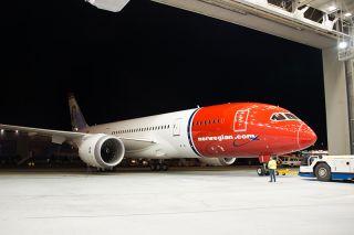 Norwegian Boeing 787-8
