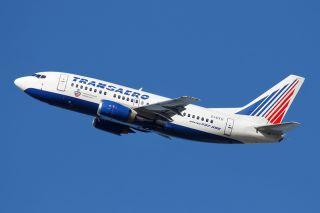 Transaero Boeing 737-500