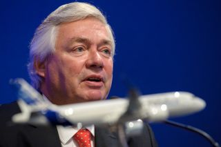 John Leahy, Chief Operating Officer Airbus