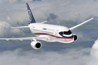 Suchoi Superjet 100