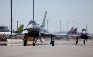 Eurofighter am VIE