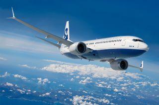 CIT Boeing 737 MAX 8