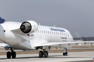 Lufthansa Cityline Bombardier CRJ-700