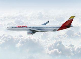 Neue Iberia-Livery