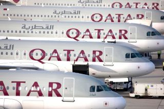 Qatar Airways Airbus Flotte