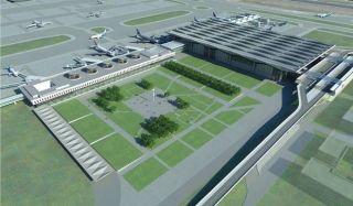 Neuer Terminal in St. Petersburg