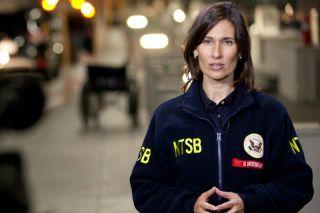 NTSB-Präsidentin Deborah Hersman