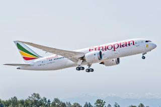 Ethiopian Airlines Boeing 787-8