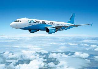 RAK Airways A320