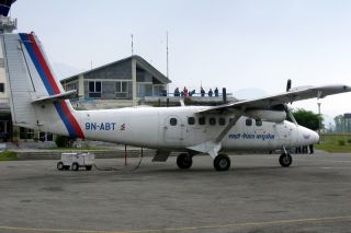 Nepal Airlines DHC6-300 Twin Otter