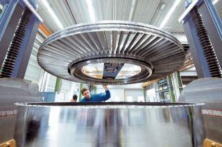 MTU Aero Engines in München