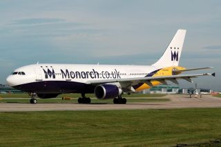 Monarch Airlines Airbus A300-605R