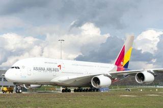 Asiana Airbus A380