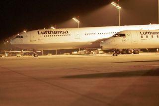 Lufthansa in München