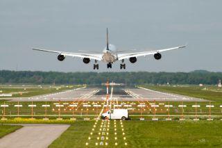 ILS Flughafen München