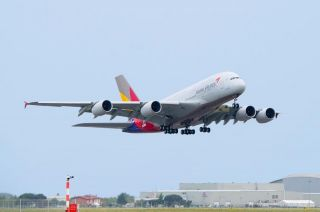 Asiana Airlines Airbus A380