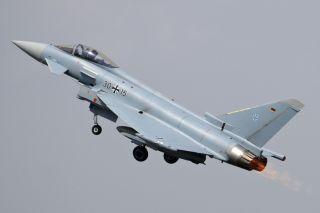 Eurofighter Abgestürzt