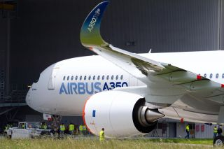 Airbus A350 XWB Prototyp MSN001