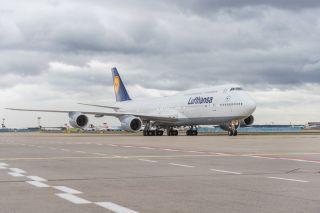 Lufthansa Boeing 747-8