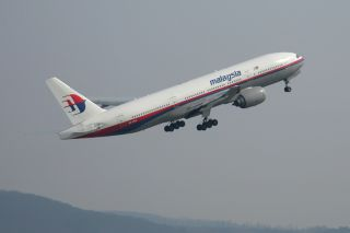 Boeing 777 der Malaysia Airlines