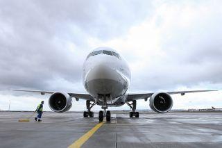Lufthansa Cargo Boeing 777F