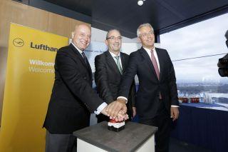 Start für GBAS am Flughafen Frankfurt