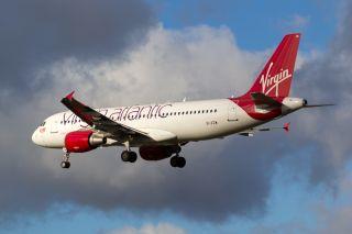 Virgin Atlantic Airbus A320