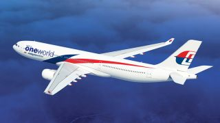 Airbus A330 der Malaysia Airlines