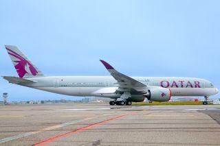 Qatar Airways Airbus A350 MSN6