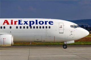 Air Explore 737 1m BTS