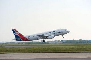 Yemen Airways Airbus A320