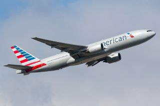 American Airlines Boeing 777-200ER