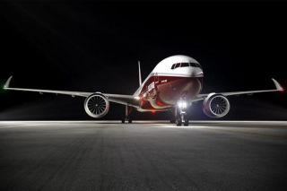 Klapp-Flügelspitzen werden ein Markenzeichen der 777X