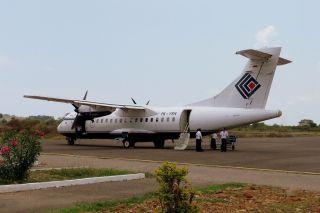 Trigana Air Service ATR 42
