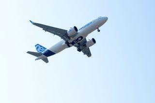 Airbus A320neo Erstflug am 25.09.2014