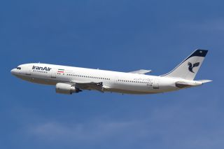 Iran Air Airbus A300-600