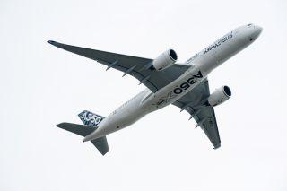 Airbus A350 Formationsflug