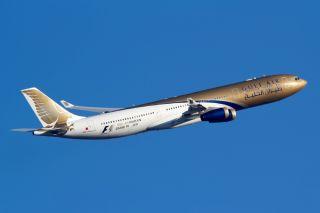 Gulf Air Airbus A340-300