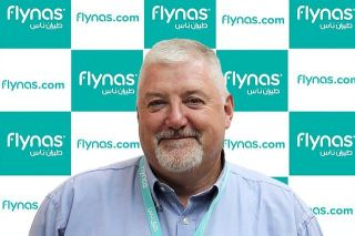 flynas-Chef Paul Byrne