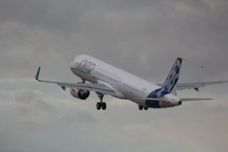 Airbus A321neo - Erstflug am 09.02.2016