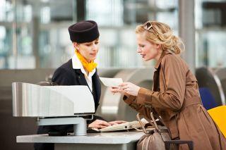 Lufthansa-Bodenpersonal