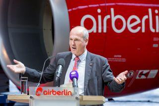 Air-Berlin-Chef Stefan Pichler