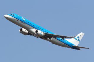 KLM Cityhopper Embraer ERJ-190-100LR