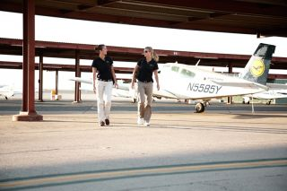 Lufthansa Flight Training in Phoenix