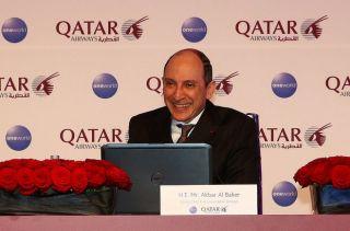 Qatar-Airways-Chef Akbar Al-Baker