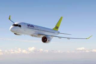 Airbaltic Bombardier CS300