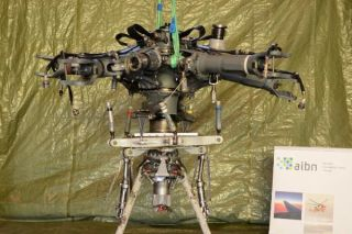 Main Rotor Head des Airbus Helicopters H225 LN-OJF